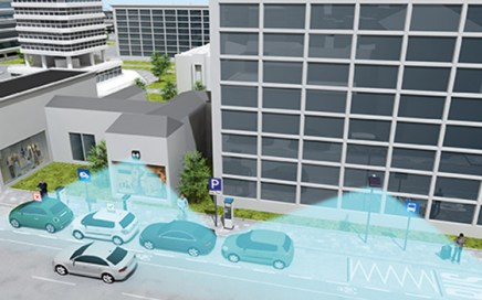 Smart parking from Siemens parking management solution