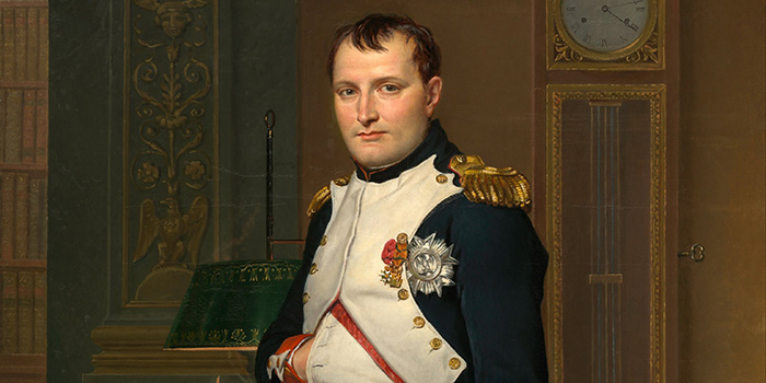 how did napoleon die
