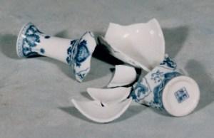 Broken Vase