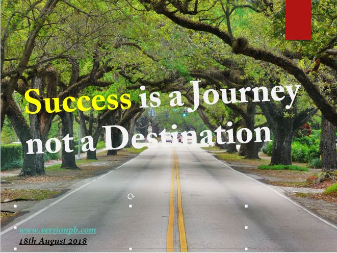 One Liner Quote on Success