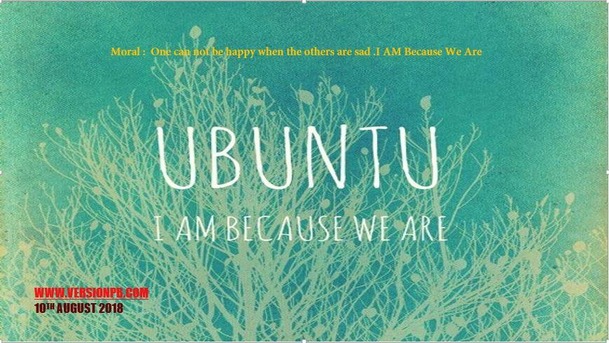 Short Story on Ubuntu Life