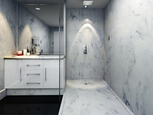 High Quality Shower Panels