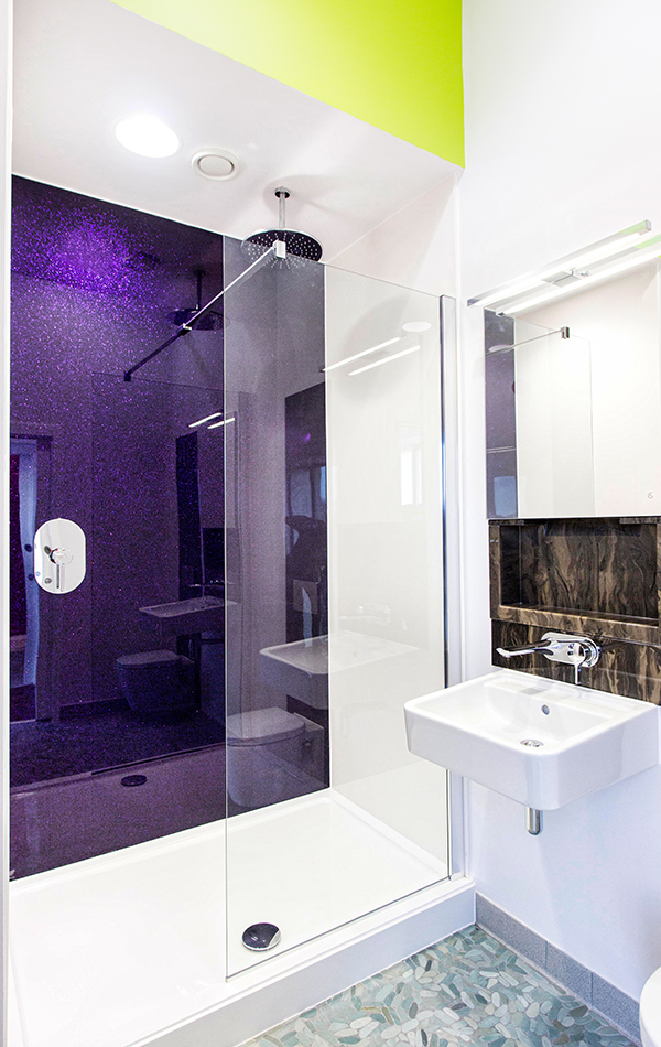 made to measure bathroom wall panels versital