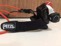 lampe frontale Petzl NAO ® + (d)
