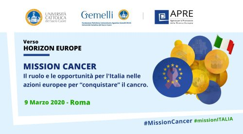 Mission Cancer_evento a Roma