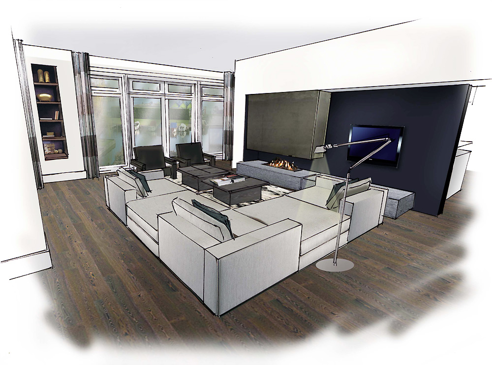 villabouwen Villa Interieur Design