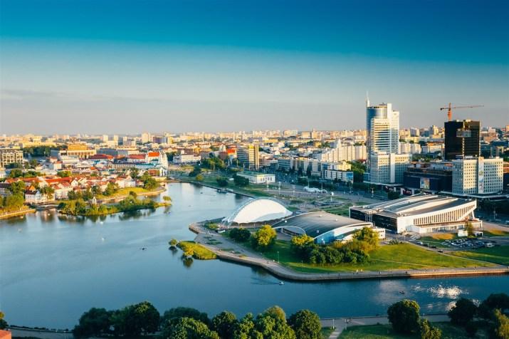 Λευκορωσία   Versus Travel