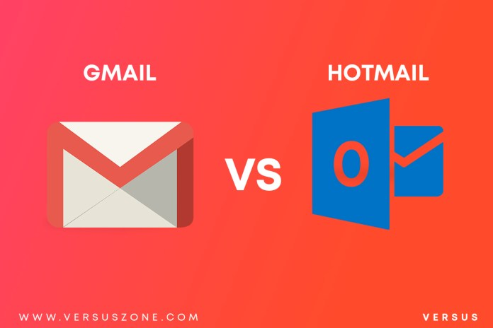 Gmail VS Hotmail | Which one is better? The Ultimate Email Comparison