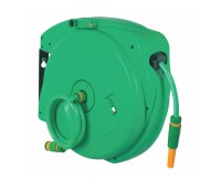 Watering | Hose Reel | Automatic Rewind Water Hose Reel ...