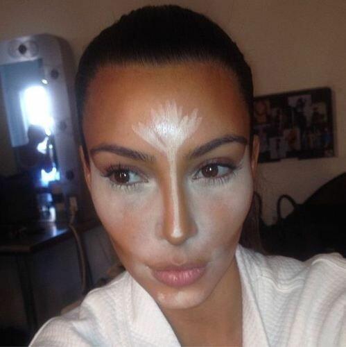 Kim Kardashian confiesa sus secretos de belleza2