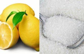 Aprende la depilarte con azúcar y limón!