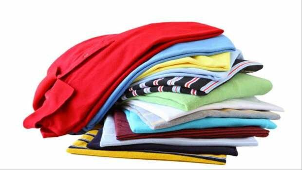 limpiar la ropa sin agua