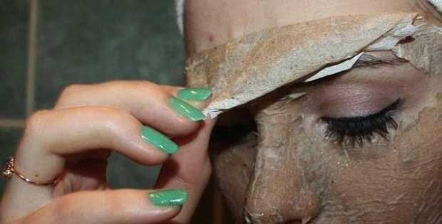 mascarilla con clara de huevo para acne