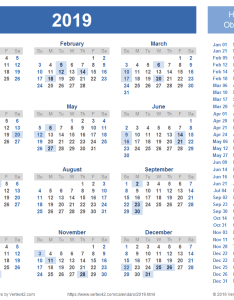 Calendar with holidays also templates and images rh vertex