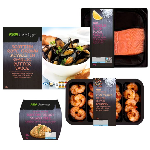 10 - ASDA - Fish Group