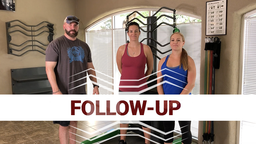 Vertical Challenge – Follow-Up – Jessica Connell