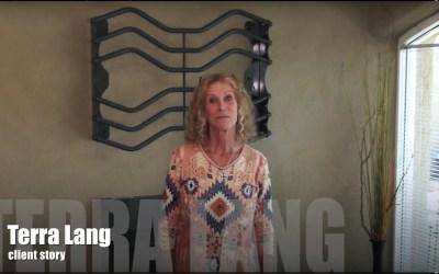Client Story – Terra Lange – Las Vegas