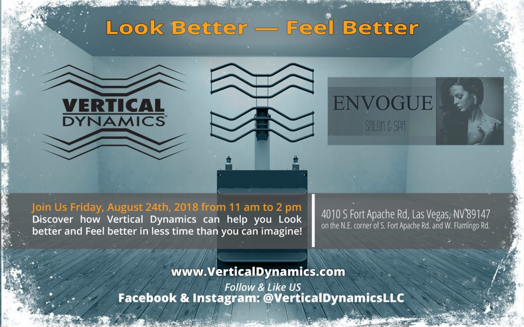 EVENT – August 24th at 11am – ENVOGUE Salong & Spa
