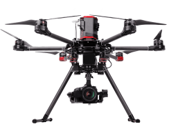 Multicopters for industrial and professional use, VERTICAL