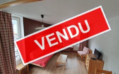 Appartement deux pièces au plein coeur de Tignes Val Claret – Mandat 11.B