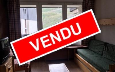 Vente Studio au plein coeur de Tignes Val Claret – Ref 2019.11C