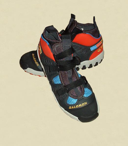 scarpe canyoning salomon