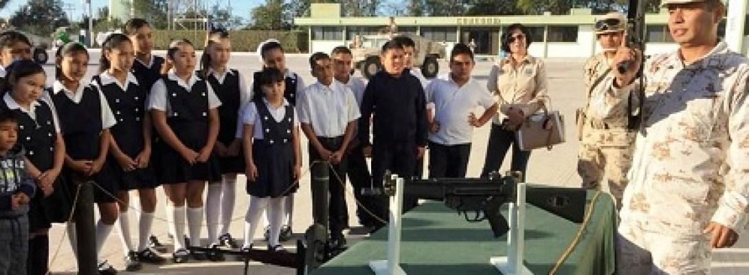 Inicio de los Jueves Cívicos y Rendición de Actividades  que lleva  cabo el 17 Regimiento de Caballería Motorizada