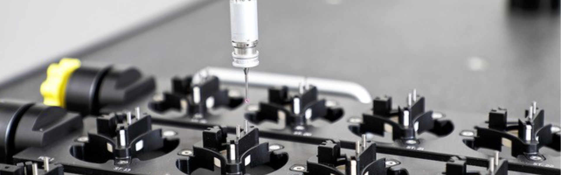Our metrology services at Verus include dimensional measurement