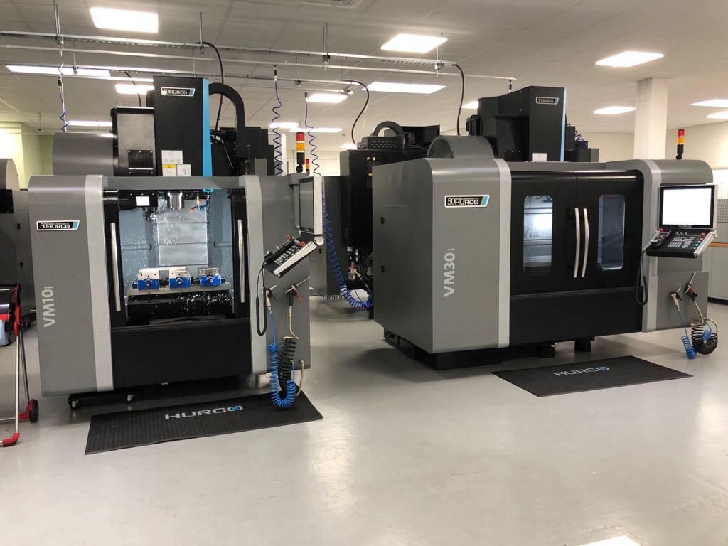 Hurco CNC Milling Machines