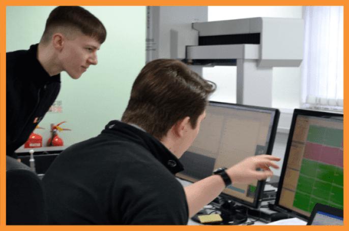 Metrology Apprentices Training and Development