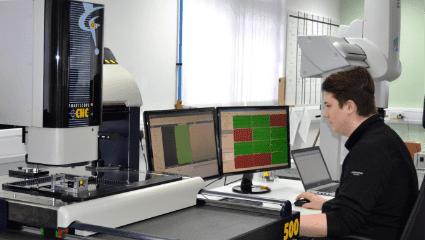 Jack Broome Metrology Applications Engineer Apprenticeship