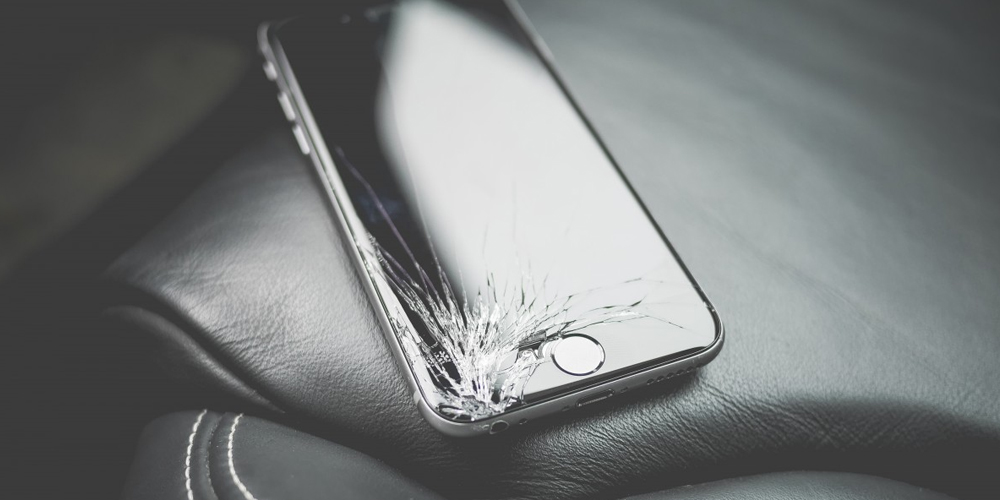 Tip of the Week: What You Should Do After You've Cracked Your Phone's Screen