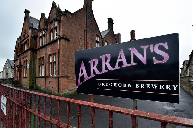 Arran Brewery hit by ransomware attack