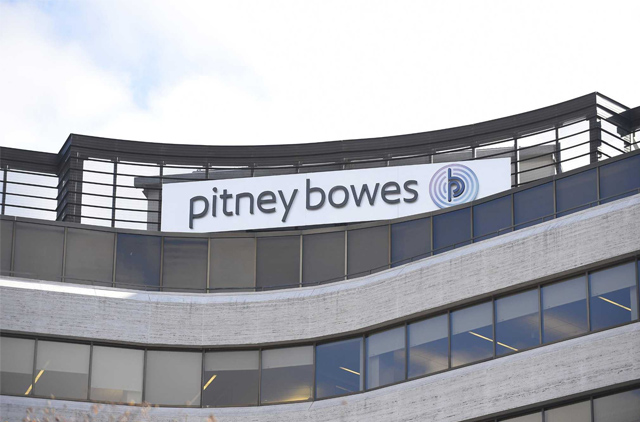 Shipping giant Pitney Bowes hit by ransomware