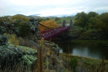 The Otago Rail Trail One for the Bucket List