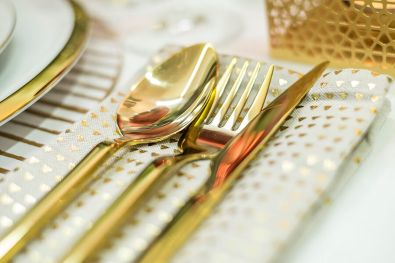Broste Copenhagen cutlery set $395