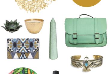 Shop the Marigold & Amber Edit