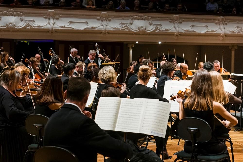 The Auckland Philharmonia Orchestra