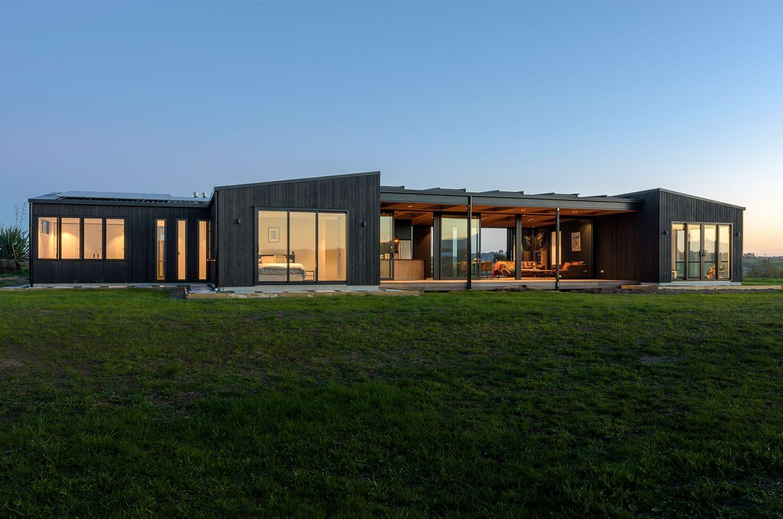 Modernist Architects Box Home Design Build Company