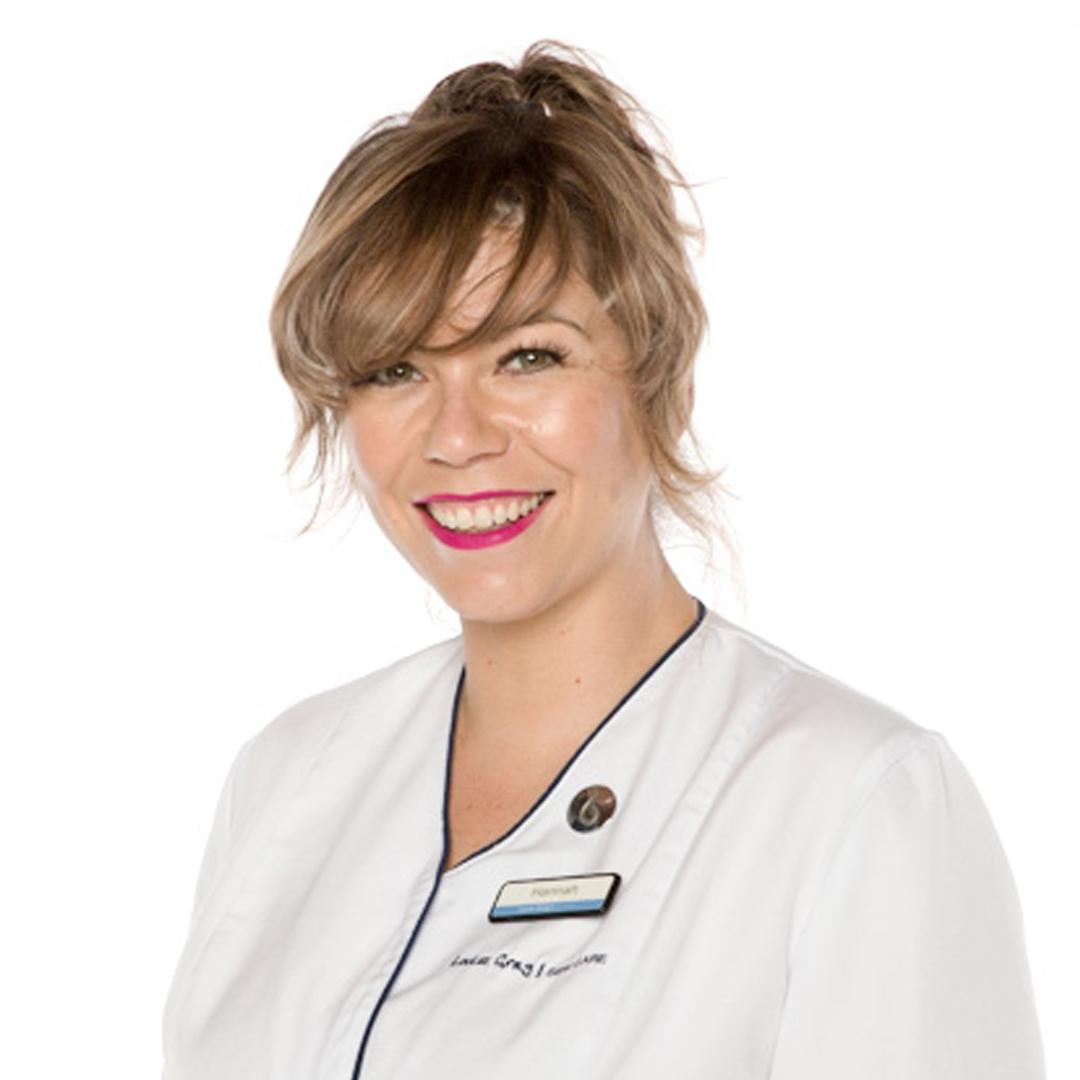 Hannah Brockbank | Senior Therapist, Louise Gray Skin Care.