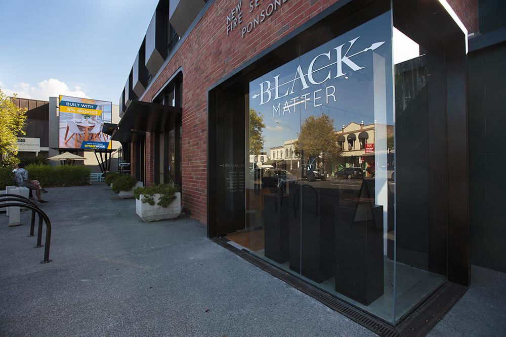Black Matter Jewellery store at 182 Ponsonby Road, Ponsonby