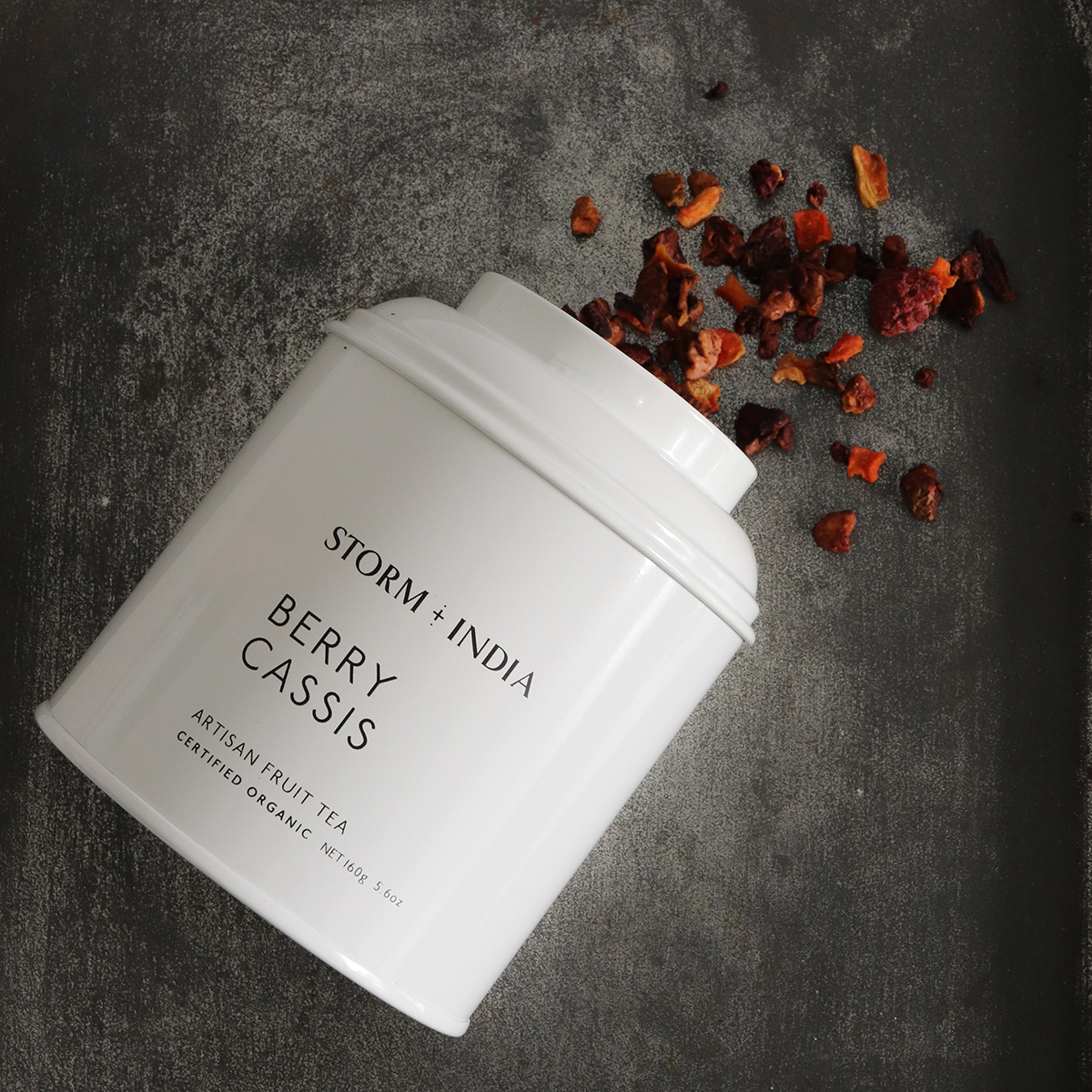 STORM + INDIA's Berry Cassis Tea