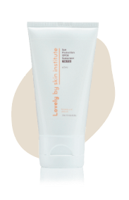 Lovely by skin institute, Tinted Sun Protection - SPF30 Sunscreen