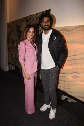 Sussanne Khan and Kunal Kapoor