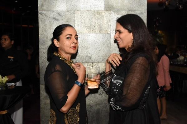 Sabina Chopra and Anita Dongre