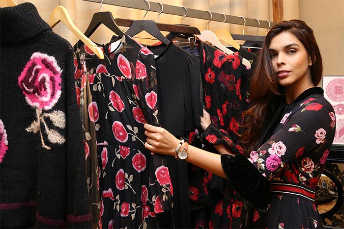 Celebrity stylist Aastha Sharma