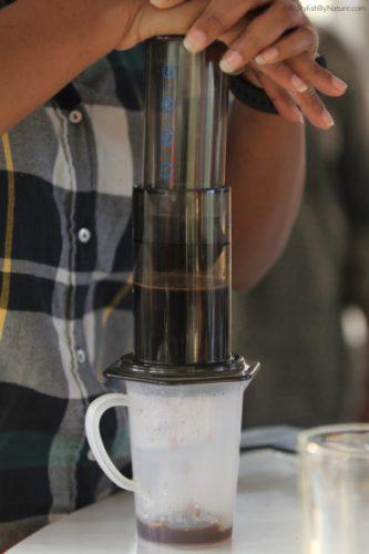 Brewing - Aeropress