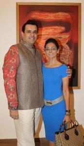 Vinod Mirchandani, Rina Shah
