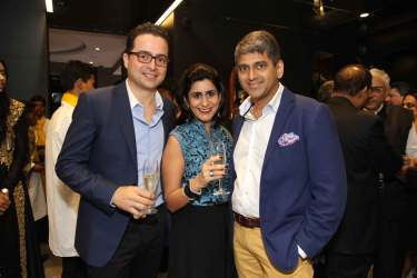 Sanjay Sharma, Sujata Assomull Sippy, Sanjay Kapoor