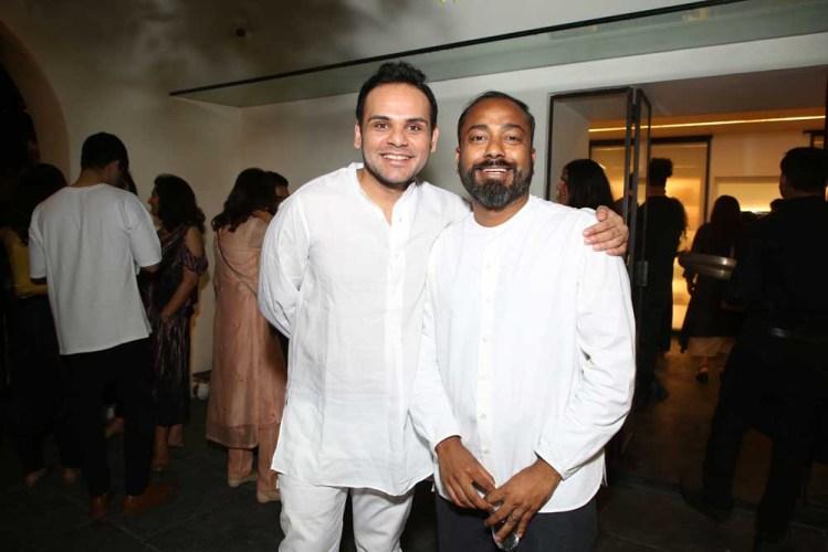 Ashiesh Shah and Sanjay Garg